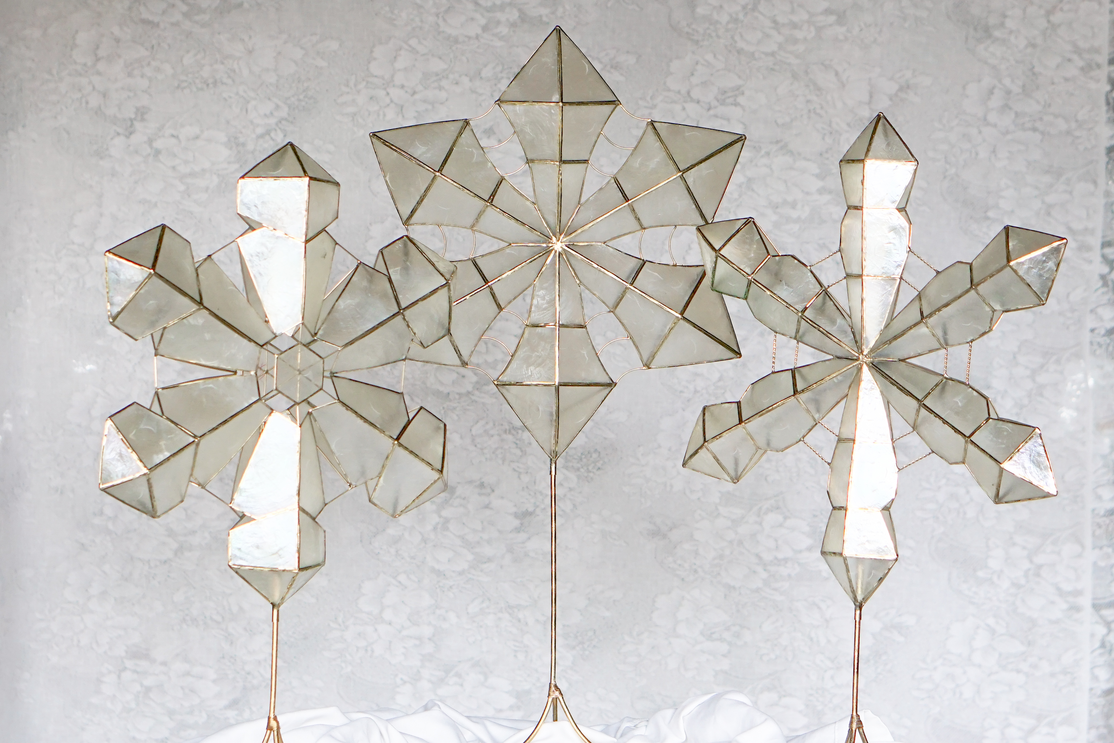 Northshine Lightings and Decors Manufacturing, Home Accessories, Gifts, Festive and Home Decor, Capiz, Capiz Shells, Wood