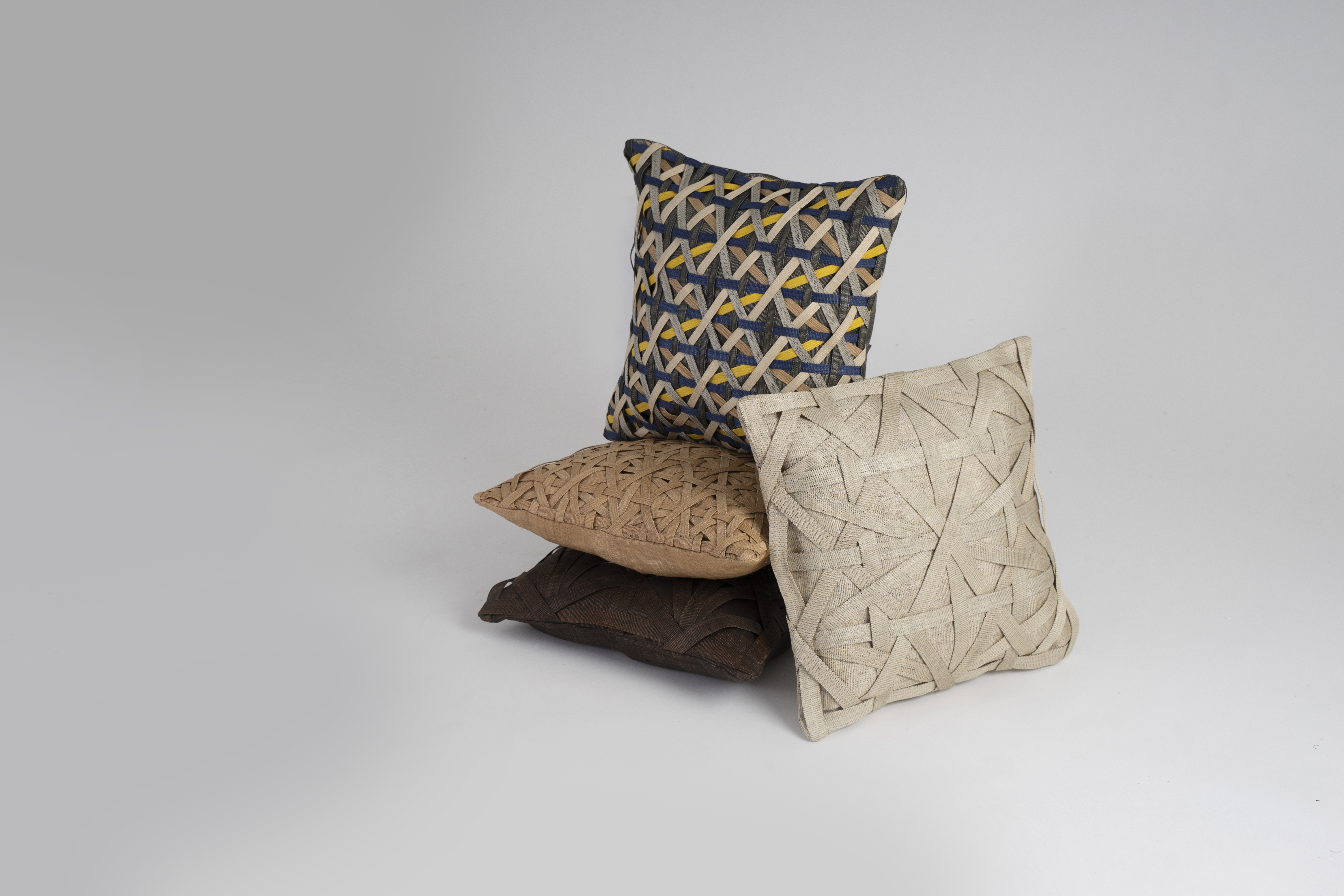 TADECO, Home Accessories, Wall Panels, Lamps, Tabletops, Cushions, Lighting, Abaca